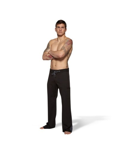 Jaco Hybrid Training Pant Black