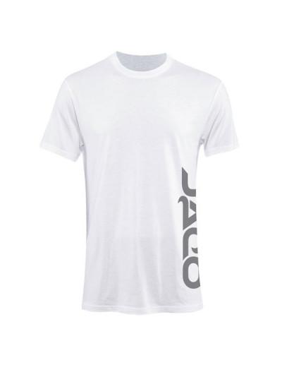 Jaco Logo Crew T-shirt White