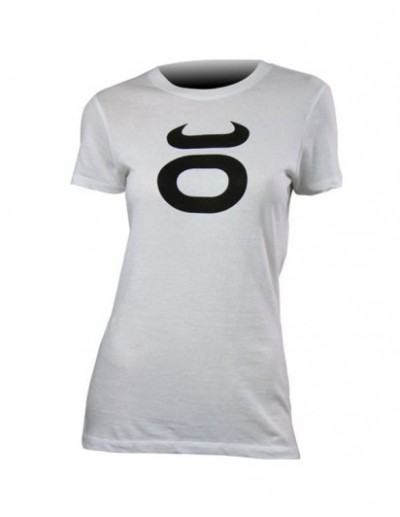 Jaco Womens WalkOut T-shirt White