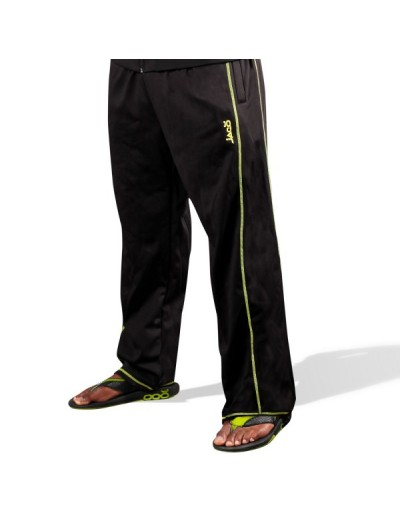 Jaco Warm Up Pant Black/SugaFly Yellow