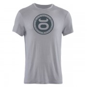 Jaco Athletics Team Performance Crew T-shirt Silverlake