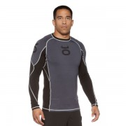 Jaco Performance Training Top Long Sleeve Grey/Black