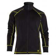 Jaco Training Jacket Black/SugaFly Yellow