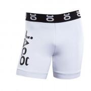 Jaco Vale Tudo Fight Shorts White