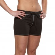 Jaco Womens Booty Short Black