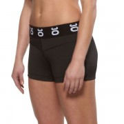 Jaco Womens Compression Training Short Black