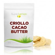 SuperLemon Criollo Cacao Butter 454 g