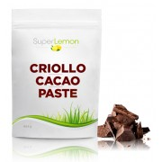 SuperLemon Criollo Cacao Paste 454 g