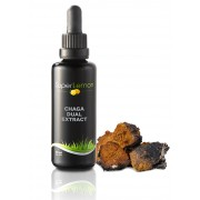 SUPERLEMON DUAL EXTRACTED CHAGA TINCTURE 50 ML