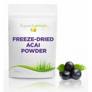 SUPERLEMON FREEZE-DRIED ACAI POWDER 50 G