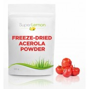 SUPERLEMON FREEZE-DRIED ACEROLA POWDER 50 G