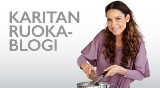 Karita Tykkä raakaruoka blogi