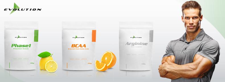 Tehokkaat aminohapot