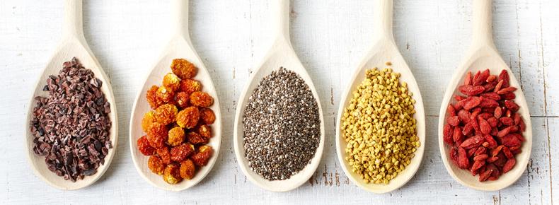 Uudet tuotteet – Superfoodit, ihonhoitotuotteet, lisäravinteet