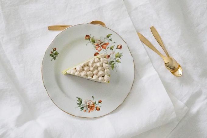 Sitruksinen raakakakku by Karita Tykkä